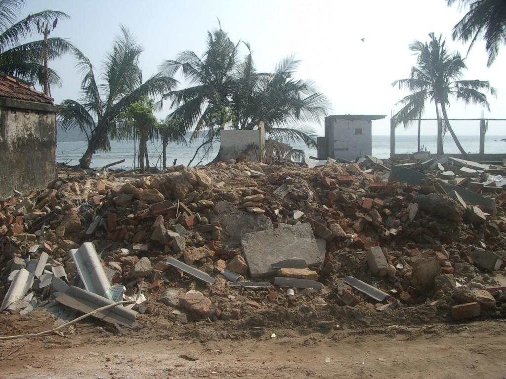tsunami Sri Lanka 2004