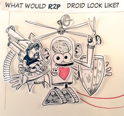 Cartoon R2p