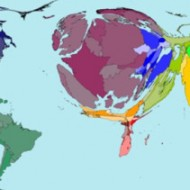world map trade