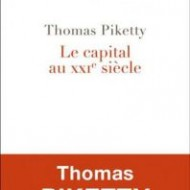Book cover Thomas Piketty