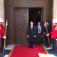 Dutch ambassador to Iraq, Jan Waltmans