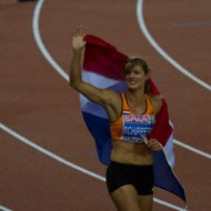 Last week Dafne Schippers won the gold medal in Beijin for running the third fastest 200 m in history.
